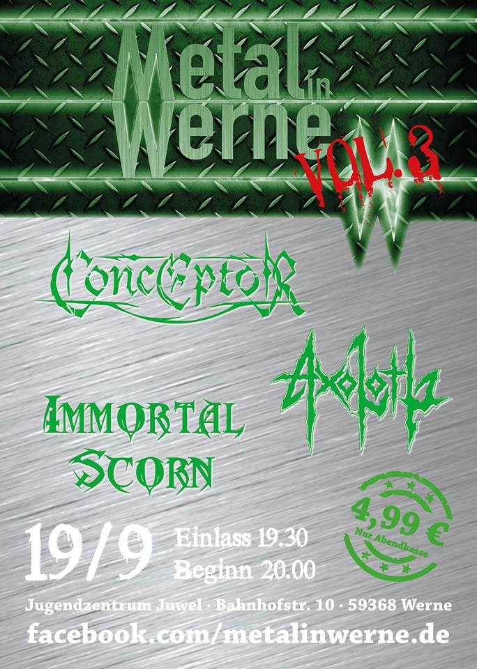 Metal in Werne Vol. III